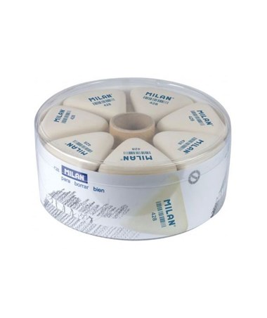 Milan Synthetic Rubber Eraser ALVCMM403-