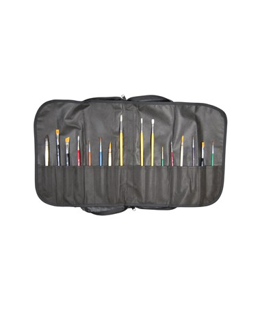 Heritage Arts Deluxe Brush Case ALVHC9242