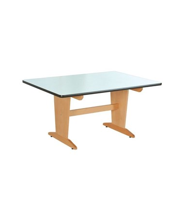 Alvin Shain Pedestal Table ALVPT-62P
