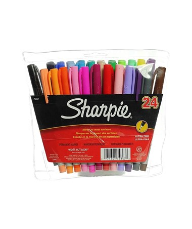 Sanford Sharpie Ultra Fine Point Permanent Marker SN37001