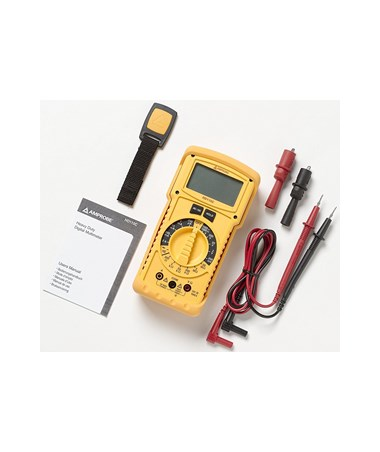 Amprobe HD110C Heavy Duty Digital Multimeter with Diode Test AMP2670779