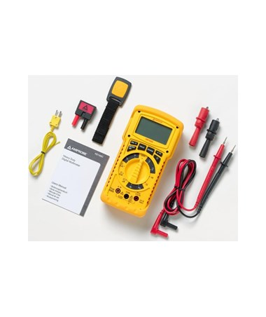 Amprobe HD160C Heavy Duty True-RMS Digital Multimeter with Frequency, Capacitance and Temperature AMP2670787