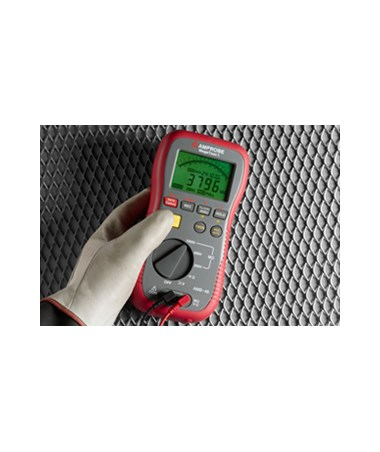 Amprobe AMB-45 MegaTest1 Insulation Resistance Tester w/ PC Interface AMP2731024