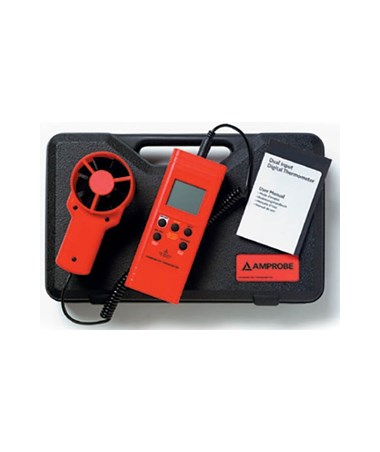 Amprobe TMA10A Anemometer with Flexible Precision Vane AMP2817785