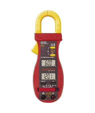 Amprobe ACD-14 Series Dual-Display Digital Clamp Multimeter AMP3086905-