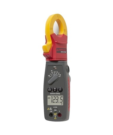 Amprobe ACD-21SW Swivel Clamp Meter with Temperature Measurement AMP3472738
