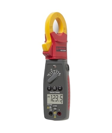 Amprobe ACD-23SW True-RMS Swivel Clamp Meter with Temperature Measurement AMP3804941