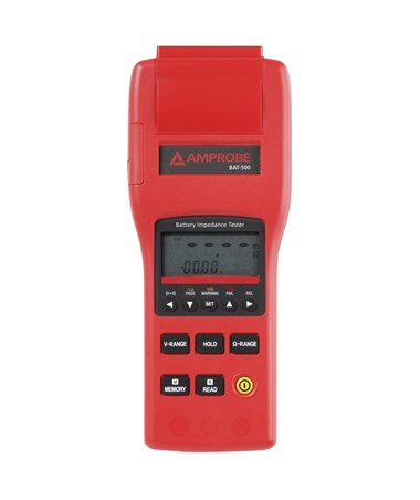 Amprobe BAT-500 Battery Impedance Tester AMP3474946