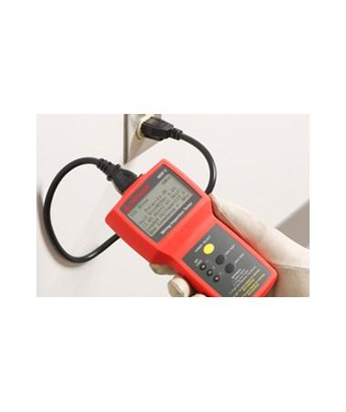 amprobe insp 3 wiring inspector circuit tester tiger supplies rh tigersupplies com Receptacle Tester Open Ground Receptacle Tension Tester