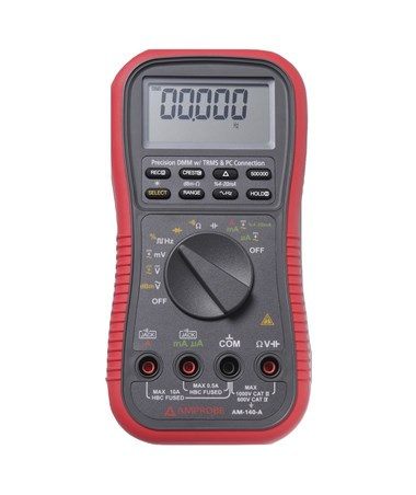 Amprobe AM-100-A Series True-RMS Precision Multimeter AMP3730024-