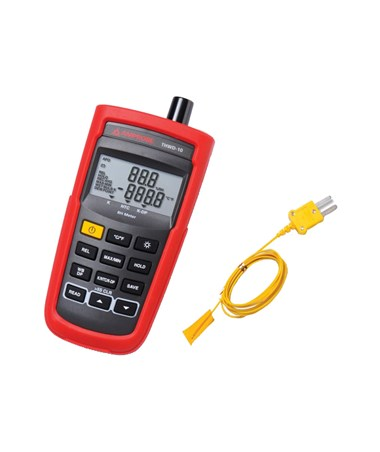 Amprobe THWD-10 Relative Humidity and Temperature Meter