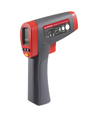 Amprobe IR-720 Infrared Thermometers, 20:1 D:S AMP4109575
