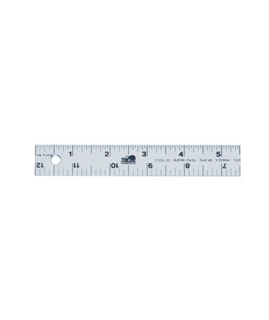 Alvin Fairgate Aluminum Straightedge Ruler AR701-120