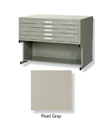 "Archive Designs Stacor High Base for 36""x48"" Flat File HB53 ARC-HB53"