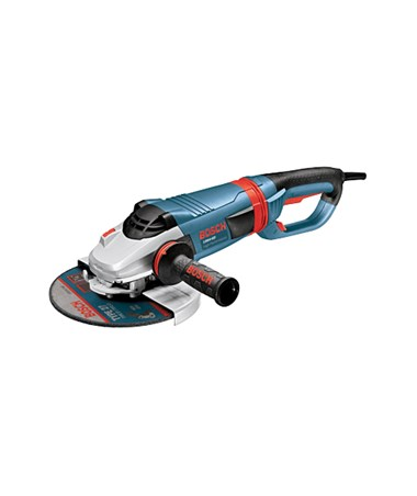 "Bosch 1994-6D 9"" 6,500 RPM Large Professional Angle Grinder  With No Lock-on BOS1994-6D"