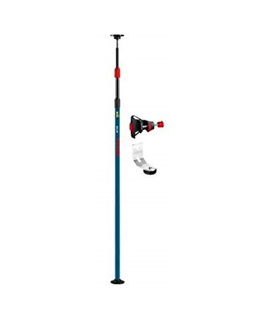 Bosch Telescoping Pole System for Laser Tools with 1/4-20 Thread Mnt BOSBP350