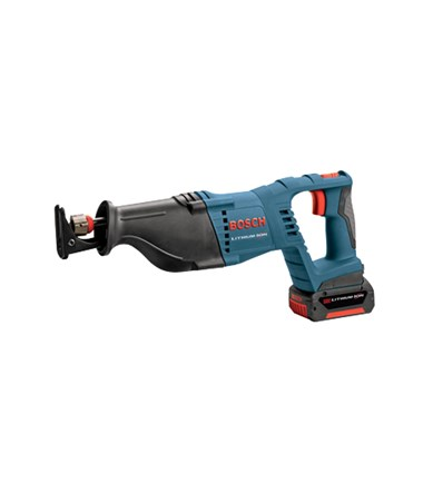 Bosch CRS180K 18V Lithium-Ion Reciprocating Saw Kit w/1 Battery & Charger BOSCRS180K