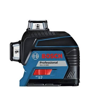 Bosch 360 Degree Three-Plane Leveling & Alignment Line Laser BOSGLL3-300