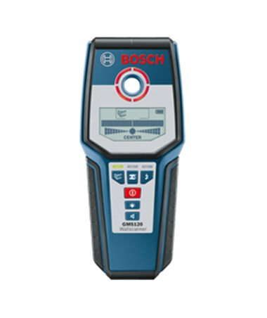 Bosch GMS120 Digital Wall Scanner BOSGMS120