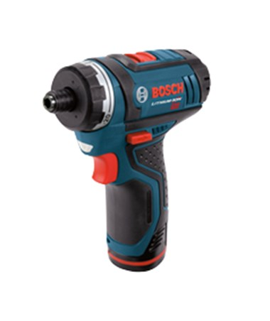 Bosch PS21-2A 12V Lithium-Ion Cordless Max 2-Speed Pocket Driver BOSPS21-2A