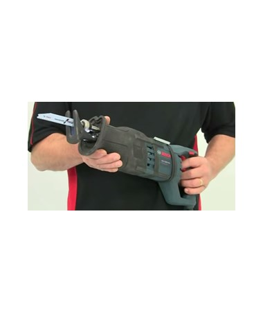 Bosch PS60-2A 12V Max Cordless Lithium-Ion Pocket Reciprocating Saw BOSPS60-2A