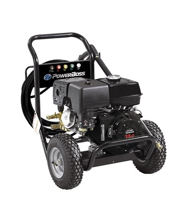 Briggs Stratton 20454 3800psi Boss Pressure Washer W Honda Gx390 Engine