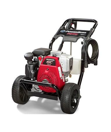 Briggs U0026 Stratton 3100PSI Powerboss Pressure Washer W/ Honda GC190 OHC  Engine BRI20649