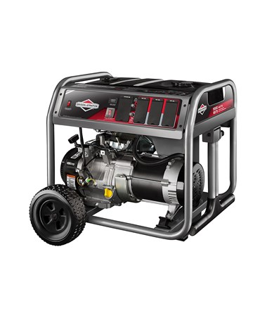 Briggs & Stratton 5,500 Watts Gas Powered Portable Generator 30658