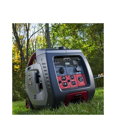 Briggs & Stratton PowerSmart P3300 Watts Inverter Generator 30545