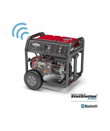 Briggs & Stratton 8,000 Watts 2100 Elite Series Portable Generator with Bluetooth 30679