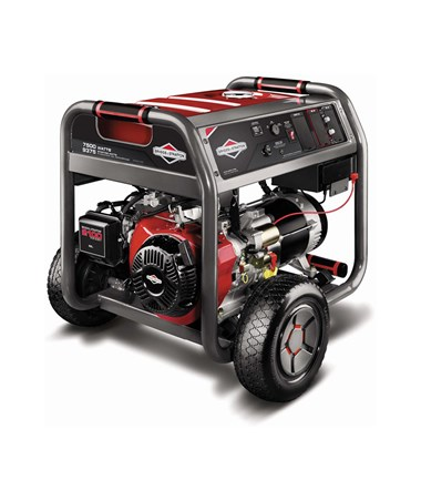 Briggs & Stratton 7,500 Watts 2100 Elite Series Portable Generator 30549A
