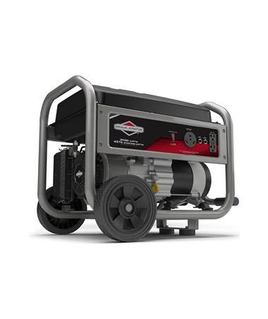 Briggs & Stratton 3500-Watt Portable Generator CARB w/ RV Outlet BRI30680