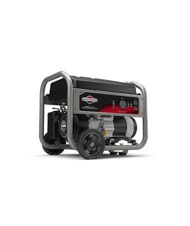 Briggs & Stratton 3,500 Watts Portable Generator With RV Outlet BRI30676