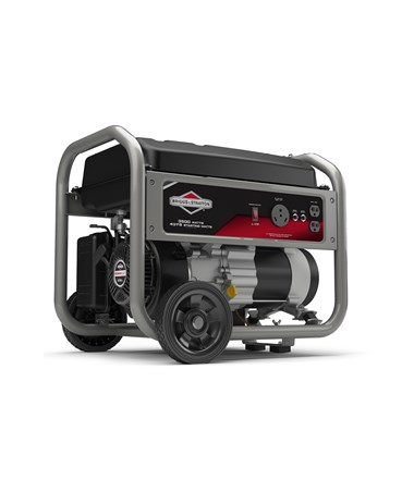 Briggs & Stratton 3,500 Watts Portable Generator With RV Outlet