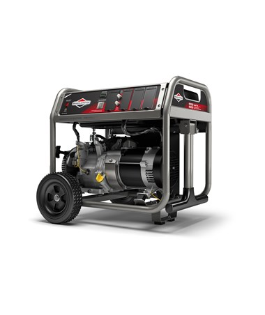 Briggs & Stratton 5,000-Watt Portable Generator with CSA Certification & Hour Meter BRI30713