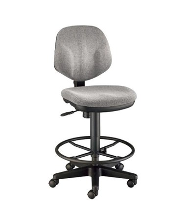 Alvin Classic Deluxe Drafting Chair Gray CH290-60DH