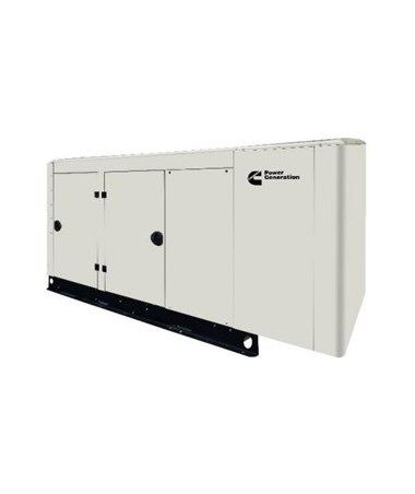Cummins Big Connect RS Series 50-100kW Standby Generator CMSA054F630-