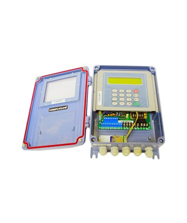 Compu-Flow C6 Transit-Time Ultrasonic Flow Meter COMC6-TDS-100F1-