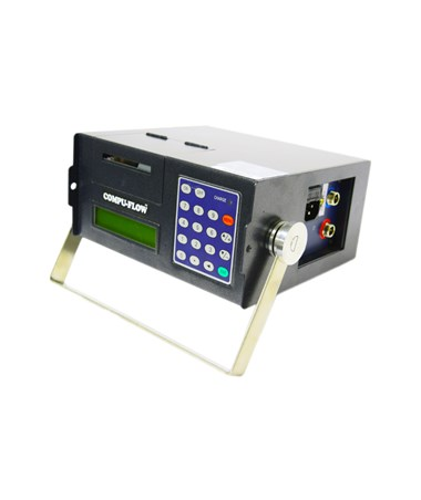 Compu-Flow C6 Portable Transit-Time Ultrasonic Flow Meter w/ Built-In Data Logger (Up to 1GB) C6-TDS-100H