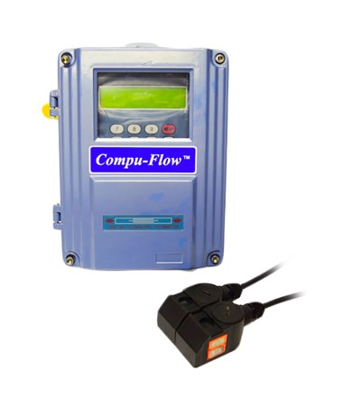 Compu-Flow C6 Transit-Time Ultrasonic Flow Meter COMC6-TDS-100F1