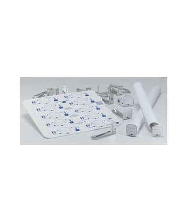 Clipper Tags Labeling System (Qty. 50) CT1-A