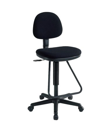 Alvin Viceroy Artist/Drafting Chair Black DC999-40