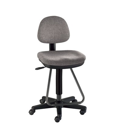 Alvin Viceroy Artist/Drafting Chair Medium Gray DC999-60