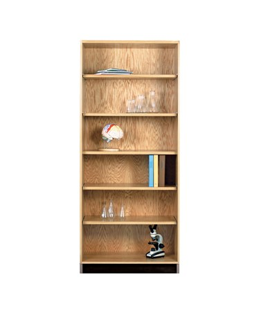 Diversified Woodcrafts Open Storage Bookcase DIV301-2422-