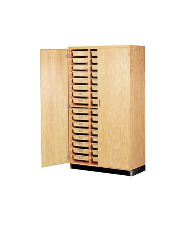 Diversified Woodcrafts Tote Tray Cabinet DIV350-4822-
