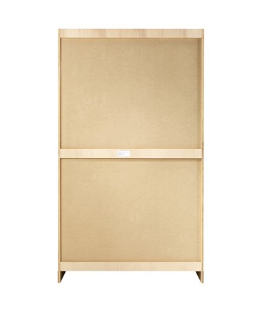 Diversified Woodcrafts Chart and Paper Storage Cabinet, Maple 354-4830M