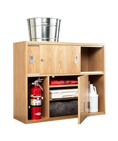 Diversified Woodcrafts First Aid Safety Cabinet DIVFAC-3613