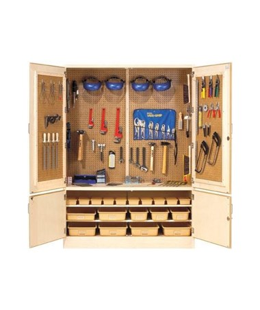 Diversified Woodworking Tool Storage Cabinet DIVTC-10-