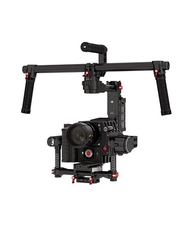 DJI Ronin 3 Axis Brushless Gimbal Stabilizer CP.ZM.000078