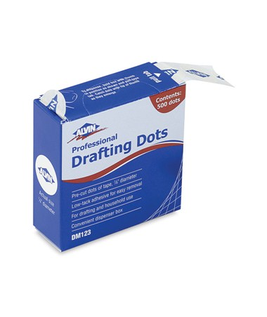 Drafting Dots (500/Roll) DM123